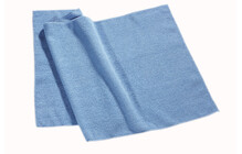 Cocoon Microfiber Terry Towel Light large light blue